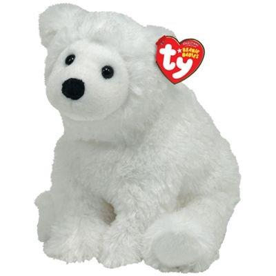 Ty 40748 - Ty Plüsch - Beanie Babies - Eisbär Frostiness