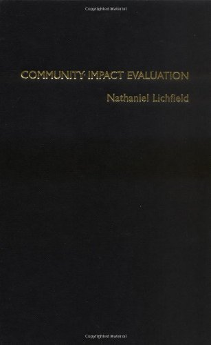 Community Impact Evaluation: Principles And Practice