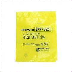 Hitachi 877826 Feeder Shaft Ring Nv45Ab/Vh650