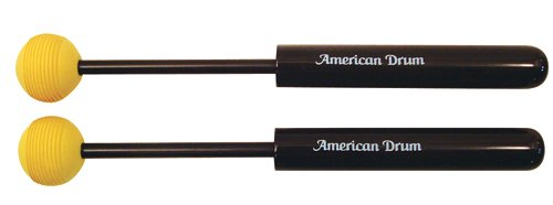 american-drum-pairof-soft-rubber-mallets-with-built-up-handles
