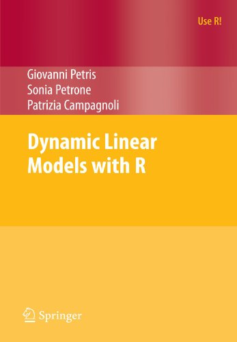 Dynamic Linear Models with R (Use R)
