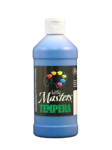 Little Masters 201730 Tempera Paint, Blue, 16 oz (LIM201730)