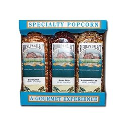 Riehle's Select Popping Corn 3-Pack Gourmet Popcorn (Gourmet Popping Corn compare prices)