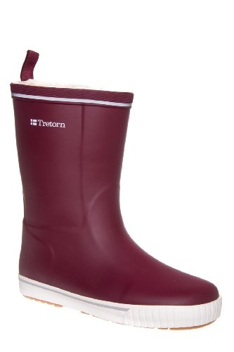 Tretorn Skerry Vinter Mid Calf Insulated Rubber Rain Boot
