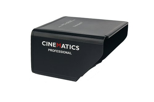 """Cinematics Monitor Hood For 7"""" Lcd Extended Monitor Dslr Kit Rig Camera 5D2 7D 60D Pro New"""