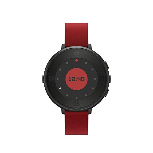 pebble-time-round-14mm-smartwatch-for-apple-android-devices-black-red