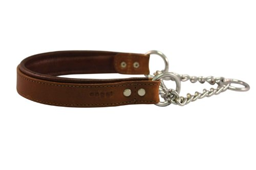 leather-martingale-dog-collar-choker-20-x-1-26-fully-extended-brown-100-genuine-leather-rio-with-sta