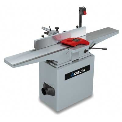 DELTA 37-380 Professional 8-Inch 1-1/2-Horsepower Jointer, 120/240-Volt 1-Phase