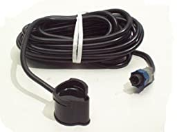 Lowrance Pd-Wbl Puck Ducer - Blue Connector