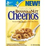 BANANA NUT CHEERIOS CEREAL 1 x 309g B...