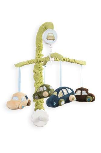 Cars Crib Mobile
