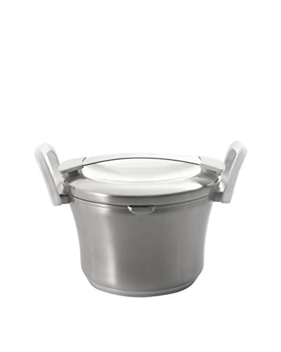 BergHOFF Auriga Stainless Steel 1.4-Qt. Covered Casserole
