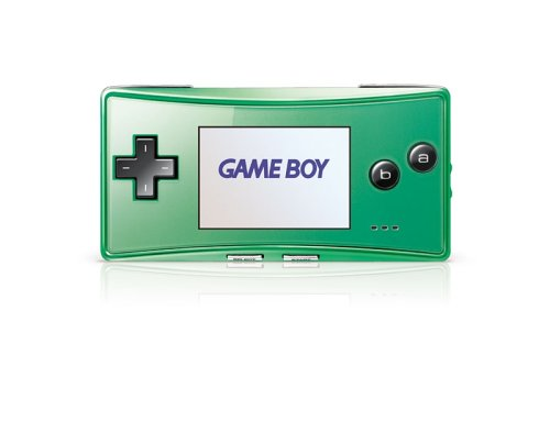 Game Boy Micro - Green