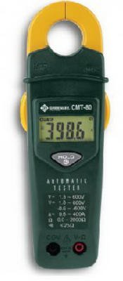 Greenlee Textron CMT-80 Electrical Tester