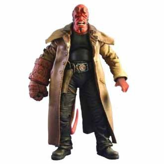 Buy Low Price Mezco Hellboy 2 The Golden Army 7″ Figure Hellboy With Sword (B001KN7JR8)