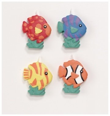 Ocean Friends Molded Candles