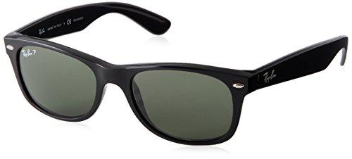ray-ban-lunette-de-soleil-new-wayfarer-mod-2132-sole-90158-55-rectangulaire-noir