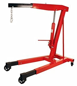 Premium Steel 3 Ton 6000 Lb Heavy Duty Engine Hoist Review