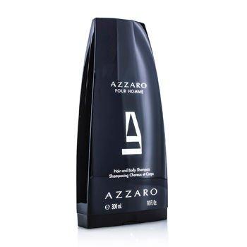Azzaro Pour Homme Hair and Body Shampoo 300ml