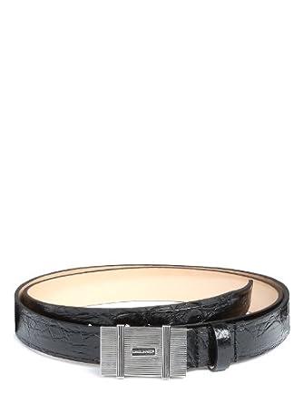 Dsquared Belt (U-54-Gu-24632) - 39.5(US) / 100(IT) / 100(EU) - black
