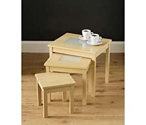 Amazon Glass Nest Of Tables