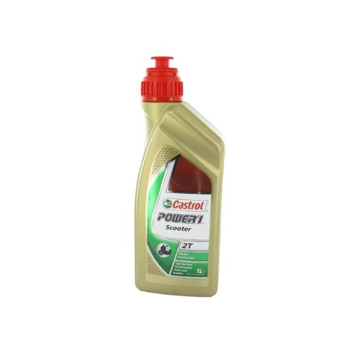 Castrol Synthese Motorenöle Power 1 4T SAE 15W-50 - 1L Flasche