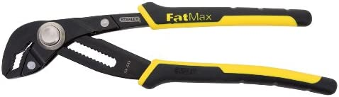 Stanley 84-649 FatMax Push Lock Groove Joint Pliers, 12-Inch