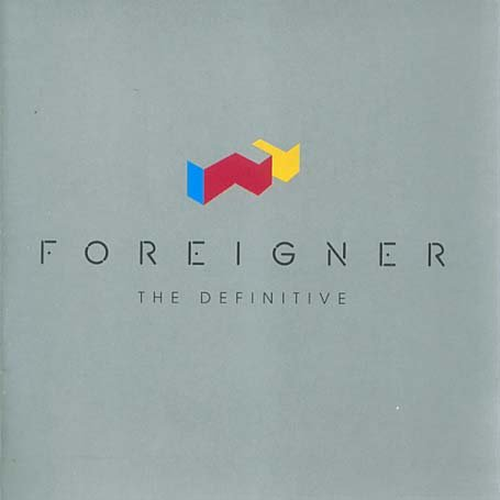 Foreigner - The Definitive - Best Of (1 CD) - Zortam Music