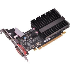 XFX HD545XZQH2 ATI Radeon HD5450 1GB DDR3 VGA/DVI/HDMI Low-Profile PCI-Express Video Card