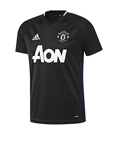 adidas Trikot Manchester United Trg Jsy schwarz/blau/weiß