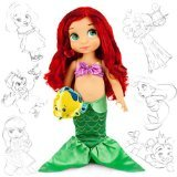 Disney Princess Little Mermaid Animators' Collection Toddler Doll