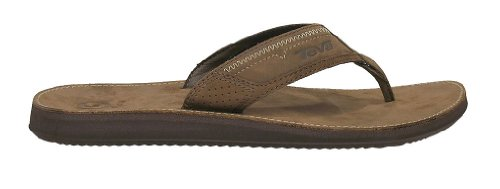 Teva Men'S Benson Outdoor Thong,Brown,10 M Us front-1038399