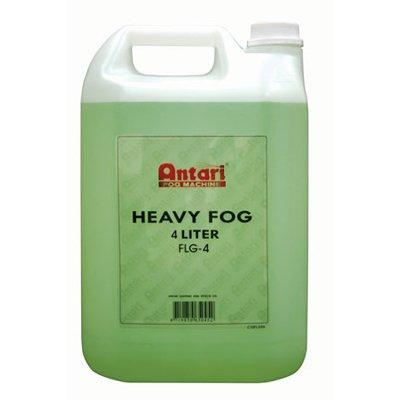 Antari FLG4 Pro Low Lying Fog Juice (Gallon) Fog Machine Fluid from Antari