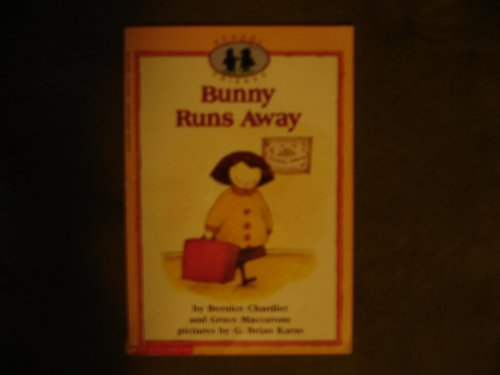 Bunny Runs Away (School Friends Series)