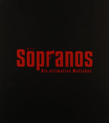 Die Sopranos - Die ultimative Mafiabox (Season 1-6; 28 DVDs)