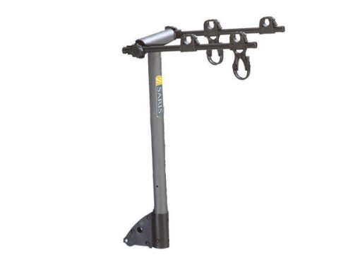 Saris T-RAX Basic 4 Bike Hitch Mount Rack (2-Inch Recevier)