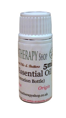 The Aromatherapy Shop May Chang Essential Oil 5ml / lemon fruity aroma!