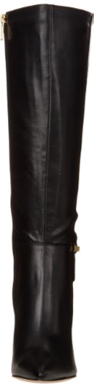 Calvin Klein Women's Bellisimo Calf/Smooth Bootie,Black,5.5 M US