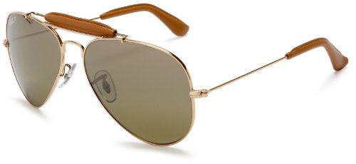 ray-ban-outdoorsman-craft-lunettes-de-soleil-mixte-adulte-or-gestell-gold-glaser-polarized-grun-klas