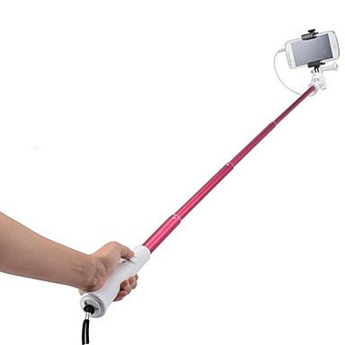 POPLAR Handheld Monopod for Small DSLR, Compact Camera and Camcorder,Smart Phone or Tablet