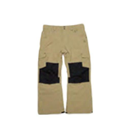 AA HARDWEAR(ダブルエー ハードウェア) スノーボード パンツ DIRT PANTS スノーボードウェア メンズ Mサイズ BEIGE dirt-pants-M-72114321-BEIGE