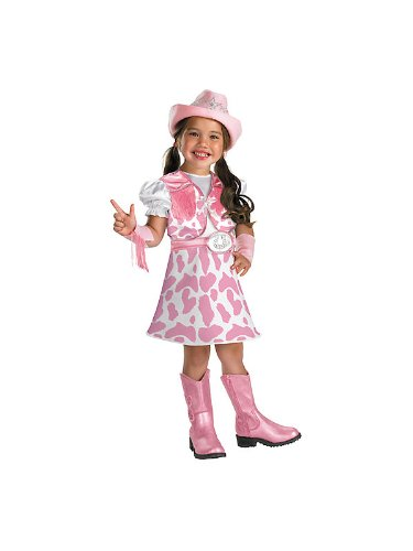 Disguise Wild West Cutie Toddler Costume