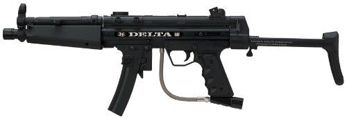 Bt Bt4 Bt-4 Delta Paintball Gun Marker - Black