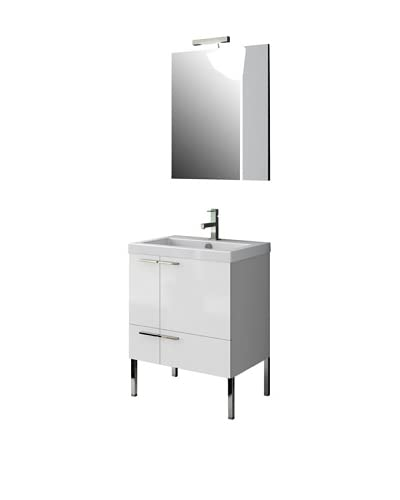 ACF By Nameek's Go Vanity Set, Grey Oak