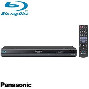 Panasonic DMP-BD655 networked Blu-Ray Disc Player