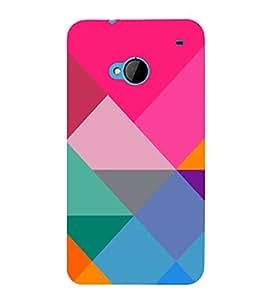 PrintVisa Digital Art Pattern 3D Hard Polycarbonate Designer Back Case Cover for HTC One M7