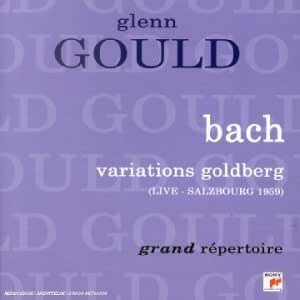 Variations Goldberg (live Salzboug 1959)