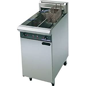 Blue Seal Twin Tank Gas Fryer - NAT - high quality and heavy duty kitchen appliances