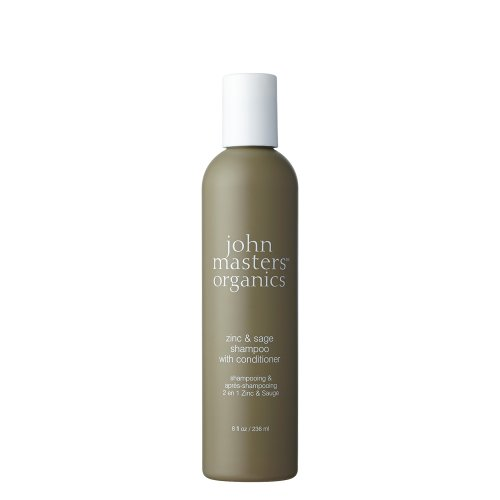 John masters organic Gin-0 - Sage conditioning shampoo 236 ml