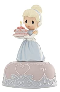 Precious Moments - Disney Collection Cinderella Birthday Musical